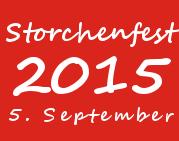 storchenfest ankuendigung
